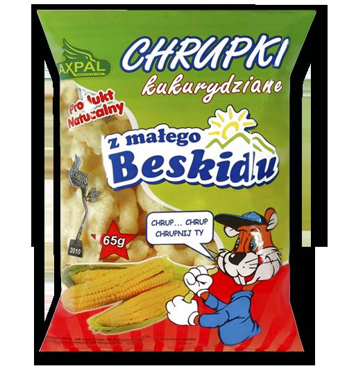 Chrupki kukurydziane