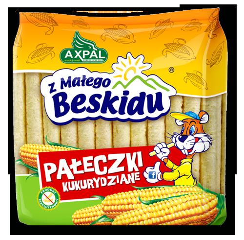Pałeczki kukurydziane