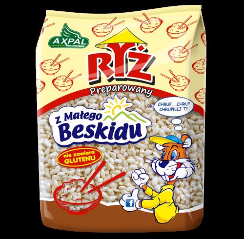 Ryż preparowany